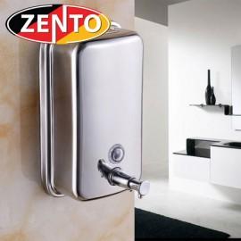 Bình xà phòng nước gắn tường inox Zento  HC302